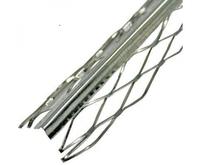 Кут для мокрої штукатурки оцинкований, 3.0 м 0,35 мм