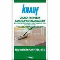Наливна підлога Кнауф Нівеліршпахтель 415, 3-15 мм, 25кг