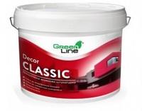 Готова декоративна акрилова штукатурка DECOR CLASSIC «камінцева» (1,5-2,5мм) Green Line, 25кг