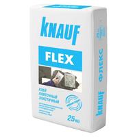 Еластичний клей для керамічної плитки і керамограніта Кнауф Флексклебер ЦВ.1.3К4 (аналог СМ117), 25 кг