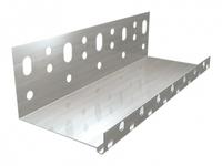Ceresit СТ 340 Профіль стартовий (цокольний) алюмінієвий 83мм / 0,6мм / 2м (DN / 29.3)