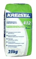Наливна підлога, 3-15 мм Kreisel 412, 25кг