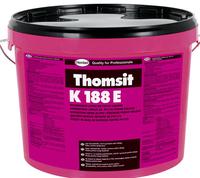 Спеціальний водно-дисперсійний клей EXTRA для ПВХ-покриттів і покриттів з полімерною основою Томзіт до 188 Е, 12 кг