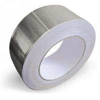 Стрічка для склеювання Isoflex tape металізована 50 мм (50м)