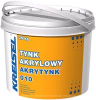 Kreisel AKRYTYNK 010 PL Штукатурка акрилова Короїд зерно 2,0мм / 25кг База Б