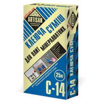 Клеюча і армована суміш для мінералватнимі плит Артисан С-14/25,