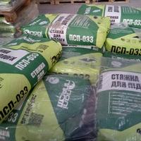 Стяжка для підлоги стандартна 20-50мм Поліпласт ПСП-033, 25кг
