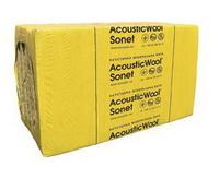 AcousticWool Sonet Професійна акустична мінеральна вата Acoustic Wool Sonet 6,0м2 / упак, (1000 * 600 * 50)