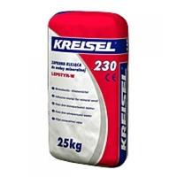 Клей для плит з мінеральної вати Kreisel 230, 25кг Зима