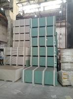 Гіпсокартон стельовий вологостійкий Knauf (ГКЛ) 2500 * 1200 * 9,5 мм
