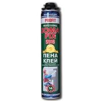 Клей піна монтажна SOMA FIX PROFIT 750мл (для теплоіз.пліт)