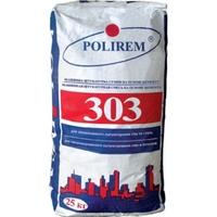 Штукатурна суміш для машинного нанесення на цементній основі Полірем 303, 22кг