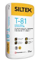 Клей для плитки високоеластичний SILTEK Т 81 / 25кг