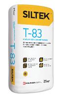 Клей для облицювання підлоги SILTEK Т 83 / 25кг