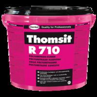 Клей для зовнішніх робіт, для гумових, спортивних покриттів Томзіт R 710 / 10кг